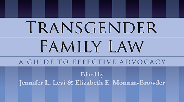 Transgender Family Law Book Cover